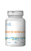 OLEO DE BORRAGEM 500MG 90CAP PURIS